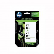 21 Black Twin Pack Ink